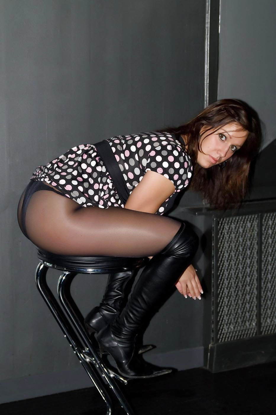 This Pantyhose sex pictures her
